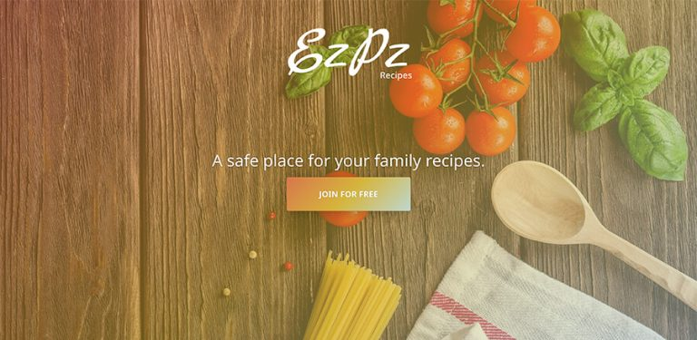 Themes - Web Design & Development | EzPz Recipes