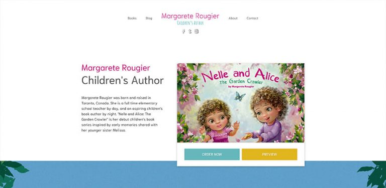 Local Businesses - Web Design & Development | Margarete Rougier