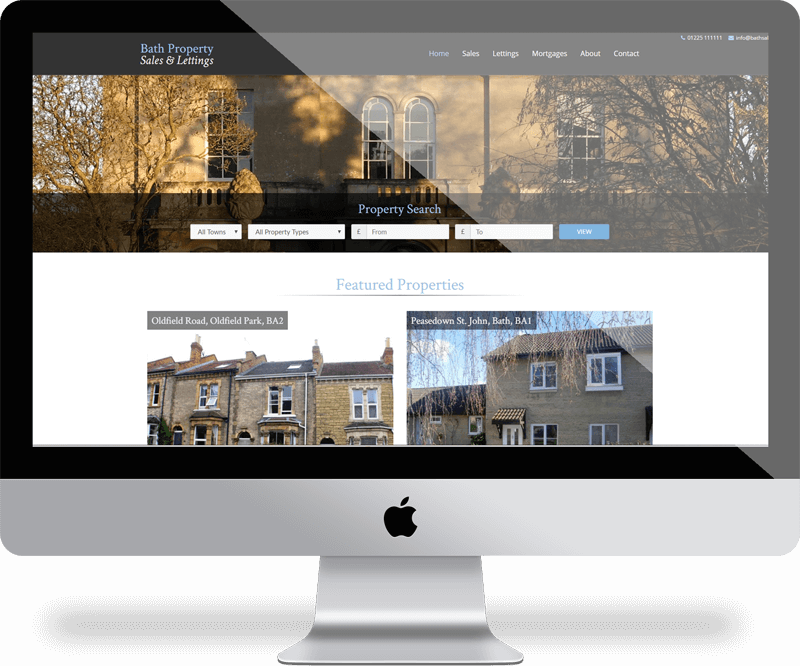 Real Estate Property HTML Template | Michael Palmer Responsive Web Design