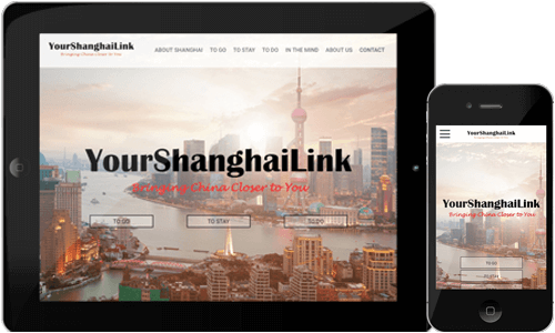 Your Shanghai Link